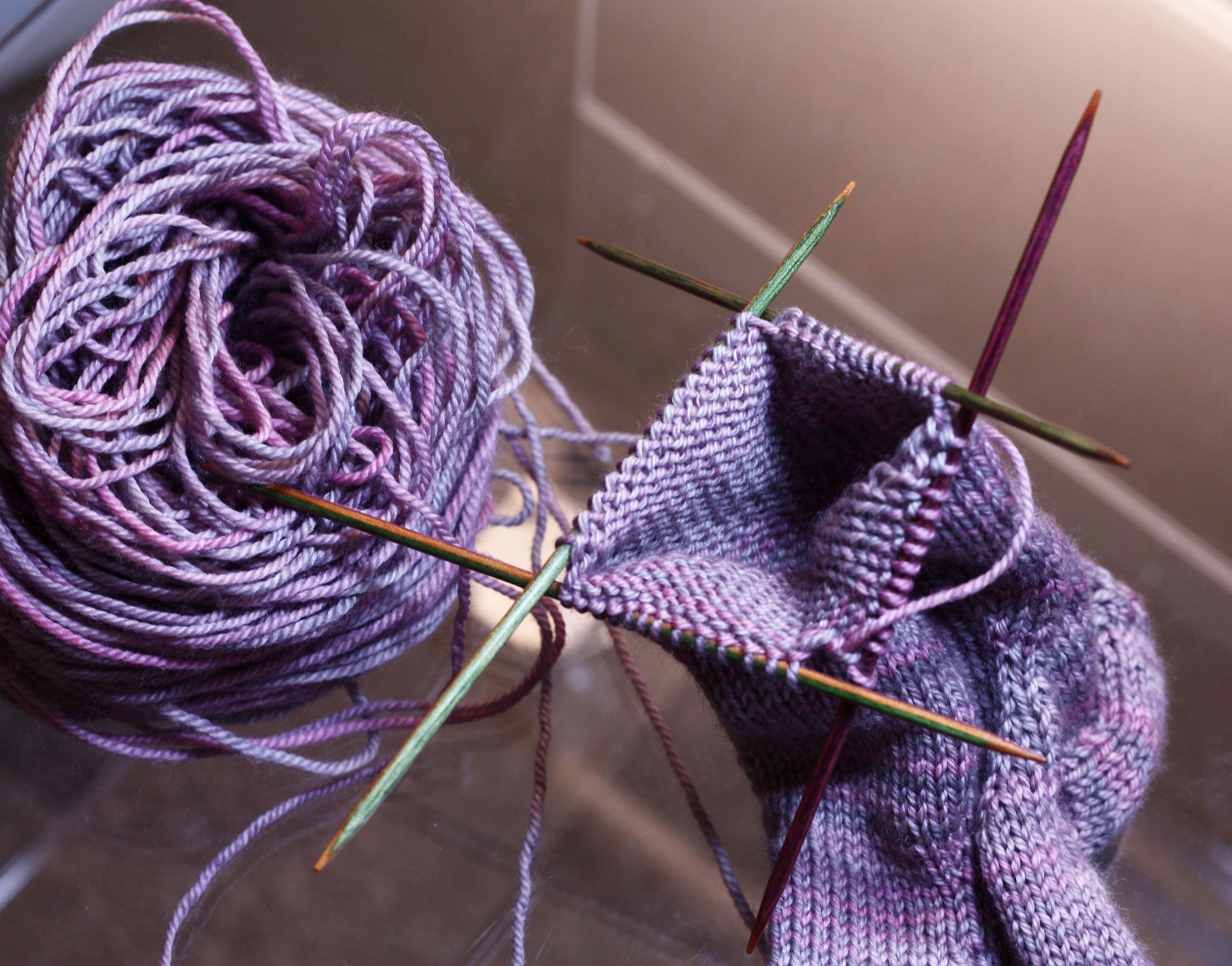 Apprendre à tricoter: oui mais comment?