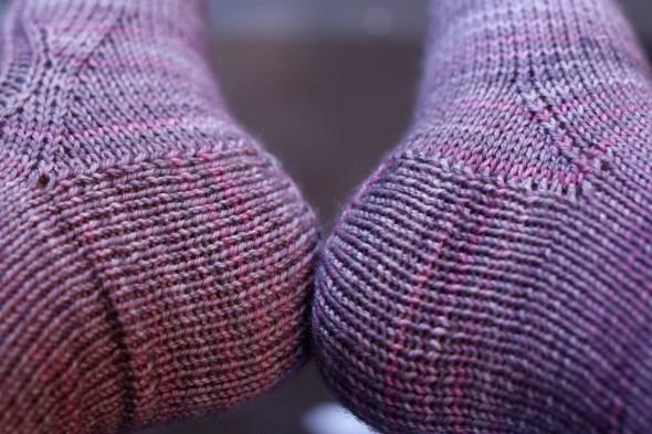 Chaussettes à 4 aiguilles, Modèle de tricot  Loisirs créatifs