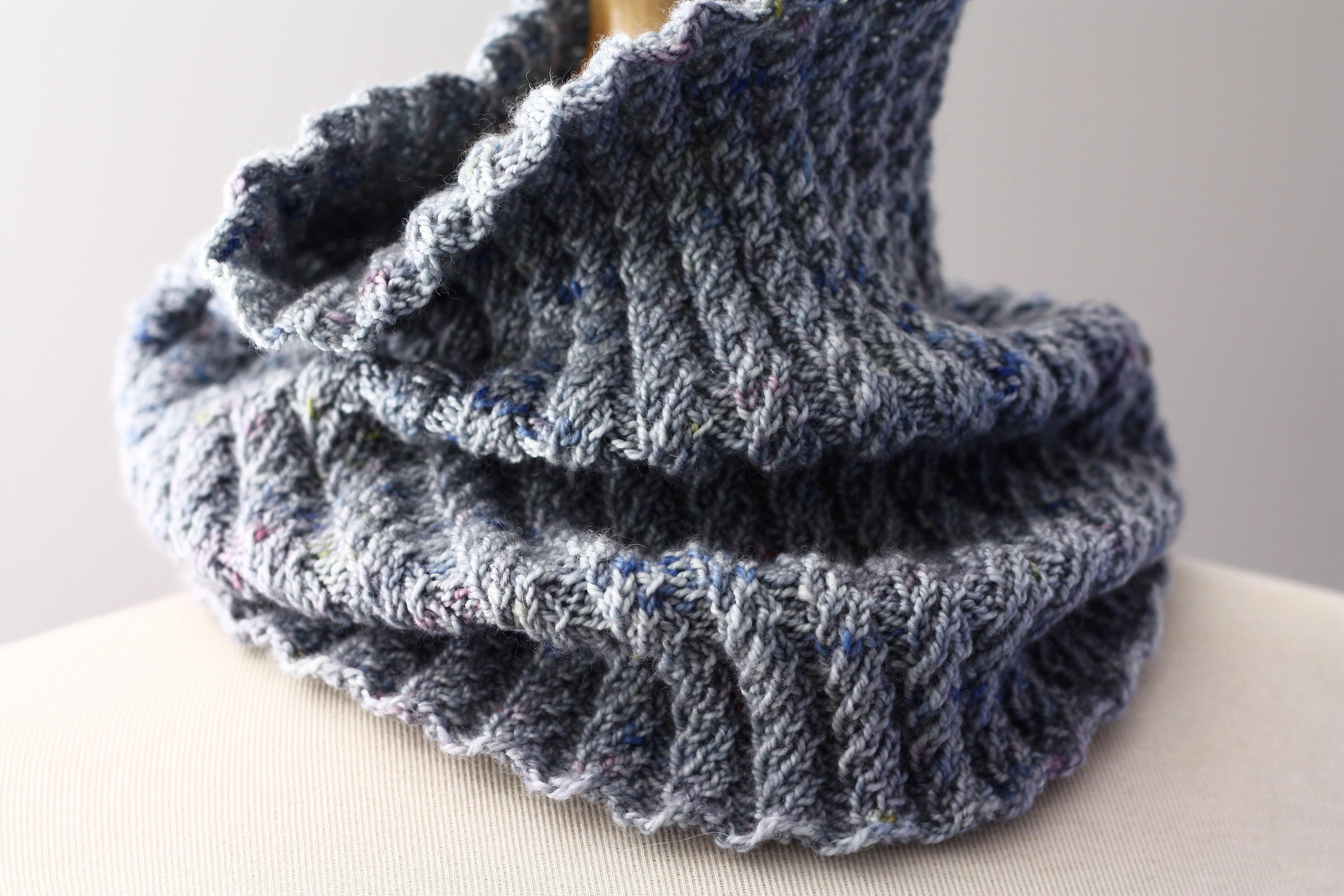 tricoter a l'americaine